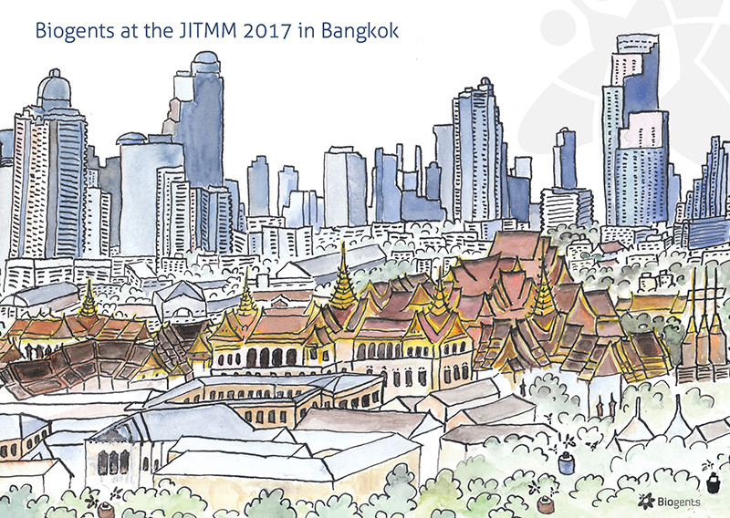 Biogents attends the JITMM 2017 in Bangkok.
