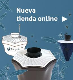 Nueva tienda online Biogents
