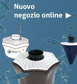 Negozio online Biogents