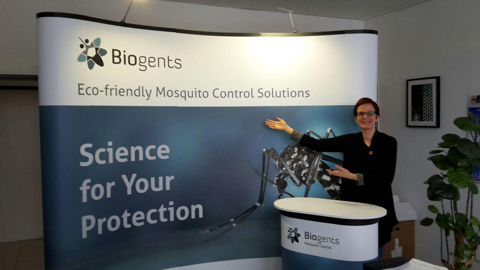 Biogents will attend the 83nd annual meeting of the American Mosquito Control Association in SanDiego, California, Feb. 2017
