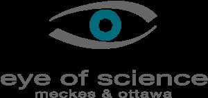 Logo eye of science, Meckes & Ottawa