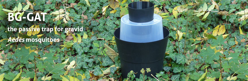 The BG-GAT trap for gravid Aedes mosquitoes in operation in Germany