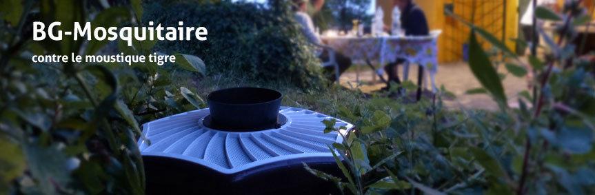 bg mosquitaire contre le moustique tigre biogents ag. Black Bedroom Furniture Sets. Home Design Ideas