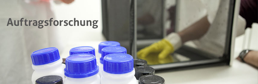Biogents Forschung im Kundenauftrag