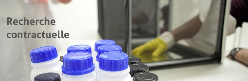 Recherche contractuelle Biogents