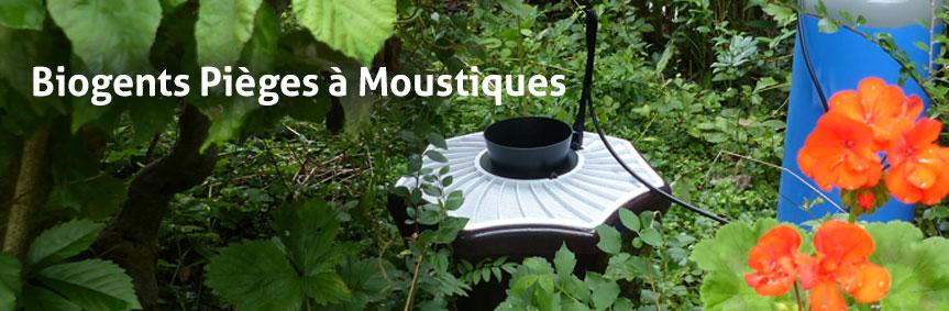 Pièges à moustiques Biogents: Biogents Mosquitaire CO2 (avec dioxyde de carbone) contre toutes les espèces de moustiques